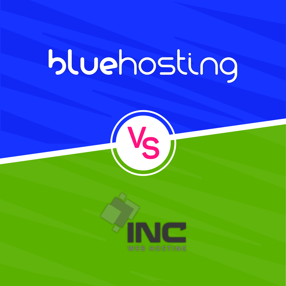 INC vs BlueHosting