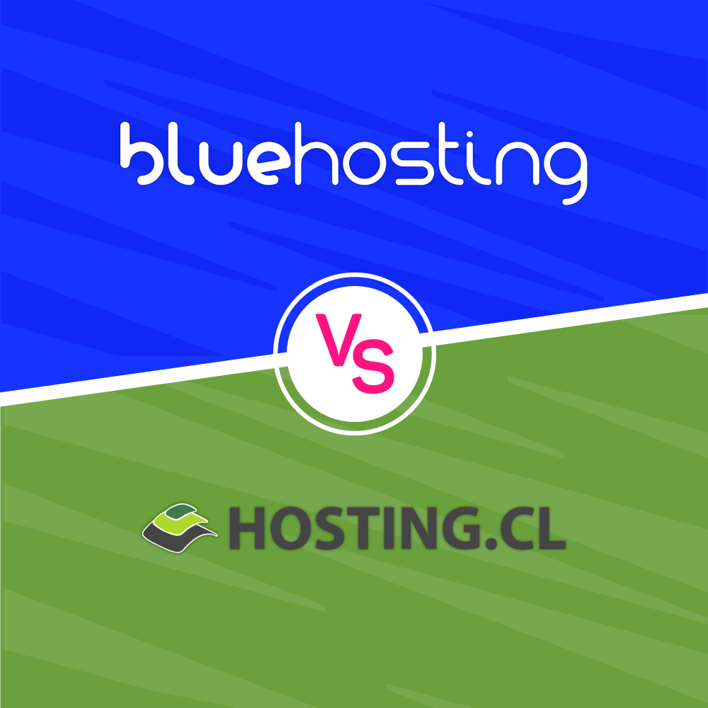 Hosting.cl vs BlueHosting