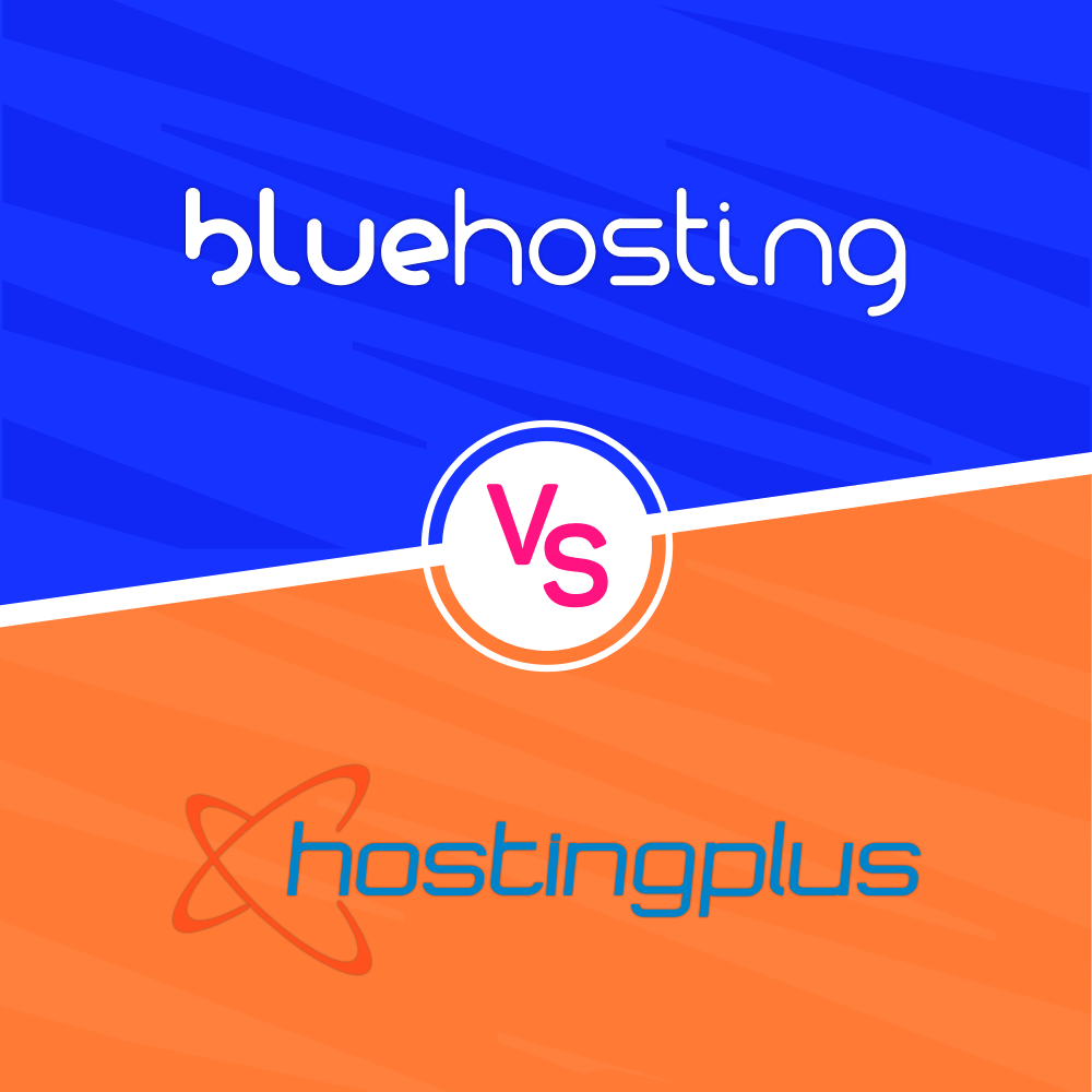 Hosting Plus vs BlueHosting